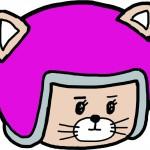 ネコメット(ピンク)